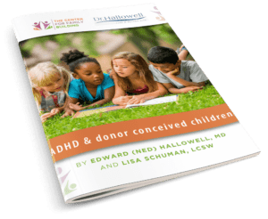 ADHD and Donor Conceived Children eBook